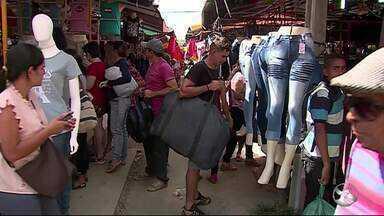 Polícia realiza 'Operação Sulanca' em Caruaru - Ação de final de ano visa garantir segurança dos feirantes e compradores.