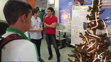 Exposição de tecnologia e games é realizada em Garanhuns - Mostra faz parte do 2º Circuito de Tecnologias do Senac.