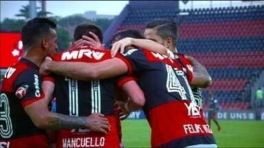 Os gols de Flamengo 3 x 0 Corinthians pela 36ª rodada do Campeonato Brasileiro - Os gols de Flamengo 3 x 0 Corinthians pela 36ª rodada do Campeonato Brasileiro