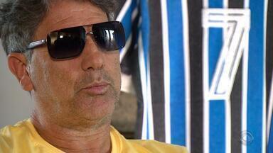 'Predes7inados': Renato Portaluppi fala sobre conquista da Libertadores de 83 - Série do Globo Esporte tem entrevistas com os camisas 7 que fizeram história pelo Grêmio.