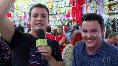 Rafael Cortez entrevista Gui Santana - Os dois vão ver se as pessoas aprendem as características do Zaca