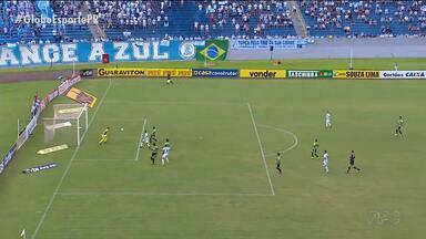 Londrina empata com América-MG no último jogo do ano no Café - Tubarão repete boa campanha na Série B e já se candidata ao acesso na próxima temporada