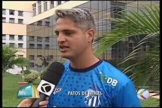 Antes de apresentação oficial, Rodrigo Santana confirma alguns nomes da URT para Estadual - Evento será nesta segunda-feira, às 19h, em um salão de eventos da cidade de Patos de Minas