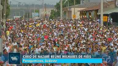Confira as principais notícias do estado no 'Giro Pará' - Confira o que os municípios do estado estão destacando no Giro Pará desta segunda-feira (20).