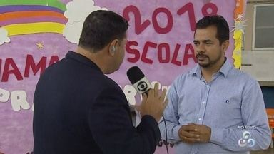 Chamada escolar têm início em Porto Velho - As matrículas podem ser feitas até o dia 23 de novembro pela internet.