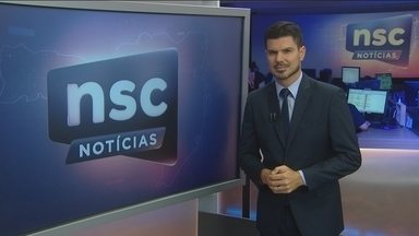 Confira os destaques do NSC Notícias desta segunda-feira (20) - Confira os destaques do NSC Notícias desta segunda-feira (20)