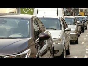 Apesar do anúncio, estacionamento rotativo ainda não retoma funcionamento em Ipatinga - Previsão era que serviço voltasse a funcionar nesta segunda-feira (20).