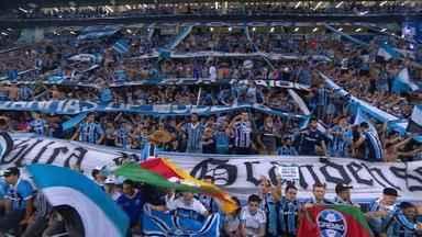 Disputando a final da Libertadores, quadro social do Grêmio cresce - A média de público do clube na competição é de 34.000 torcedores por partida.