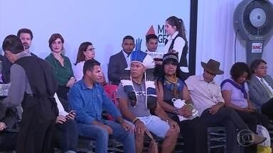 Pimentel regulamenta política de povos e comunidade tradicionais em MG - Quilombolas e indígenas são contemplados
