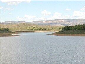 Apesar das chuvas, nível da barragem de Juramento ainda não se recuperou - Este é o pior nível de água em 34 anos.
