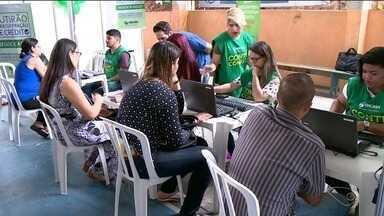Mutirão de renegociação de dívidas deve atender mais de 2 mil pessoas em Cachoeiro, ES - Mutirão vai até sexta-feira (24).