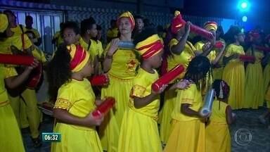 Dia da Consciência Negra é celebrado com festa em Olinda - Data é celebrada em homenagem a Zumbi dos Palmares