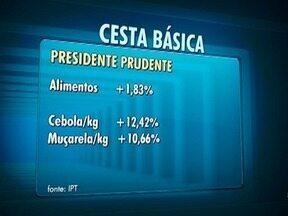 Pesquisa de preços aponta inflação nos supermercados em Presidente Prudente - Confira os resultados do levantamento.