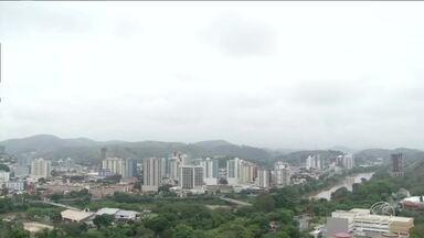 Defesa Civil redobra a atenção para as áreas de risco do Sul do Rio - Alerta de perigo de chuva forte vale para 19 cidades da região.
