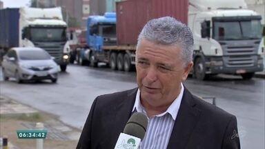 Veja a situação dos prejuízos causados pelas condições das estradas no país - Saiba mais em g1.com.br/ce