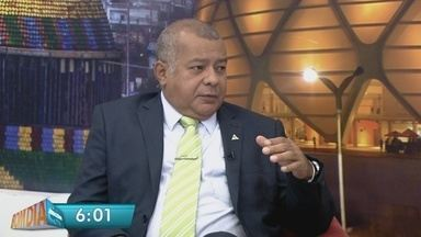 Superintendente da Suframa comenta faturamento e números do PIM - Bom Dia Amazônia recebe Appio Tolentino.