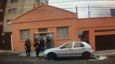 Gaeco fecha bingos em Ponta Grossa - Um deles já tinha sido fechado e voltou a funcionar.