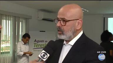 Águas de Teresina divulga balanço de investimentos e cumprimento de contrato - Águas de Teresina divulga balanço de investimentos e cumprimento de contrato
