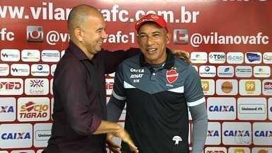 Hemerson Maria renova com o Vila Nova e fica para 2018 - Técnico prorroga vínculo por mais um ano