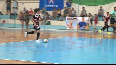 Com nome de craque espanhol, ala comanda o Santa Cruz na Taça Brasil de Futsal sub-11 - Puyol foi um dos destaques do empate do time pernambucano no jogo contra o Fluminense na abertura da competição em João Pessoa
