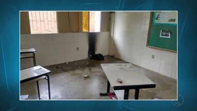 Adolescentes ficam feridos após incidente em atividade de química em escola de Viçosa - Pelo menos cinco alunos foram atingidos por chamas após uma tentativa de experimento.