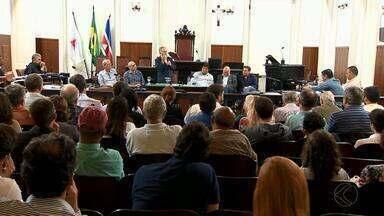 Plano Diretor de Juiz de Fora está em discussão na Câmara Municipal - Prefeitura realizou revisão, que está sendo avaliada pelo Legislativo para aprovação.