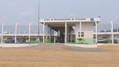 Mais presos fugiram do centro de ressocialização de Ariquemes - Essa é a quinta fuga registrada em um período de quatro meses.