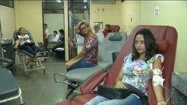 Hemocentro pede ajuda da população para doações em Campina Grande - Semana é especial, dedicada ao doar de sangue