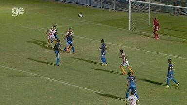 Confira os melhores momentos de Holanda x CDC - Duelo terminou 0 a 0, pela terceira rodada da Série B