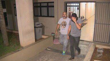 Empresário é detido em Campinas por suspeita de fraudes bancárias; ele pagou fiança - Foram apreendidos mais de mil cartões em branco
