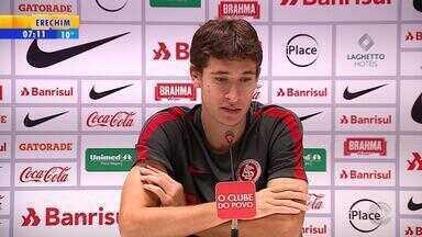 Inter mantém foco na reta final da Série B - Assista ao vídeo.