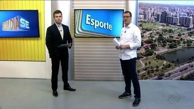 Confira as notícias do esporte desta quinta (23/11) - Thiago Barbosa destaca quartas de final da Copa do Nordeste sub-20 e grupos dos times sergipanos na Copa SP 2018.