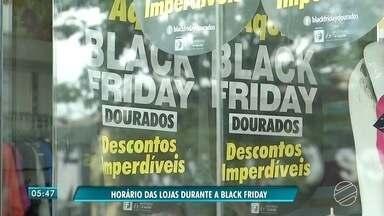 Comerciantes de MS prontos para a Black Friday - Em Campo Grande, tem comerciante que já encara a data como um Natal antecipado. É a oportunidade de renovar o estoque para as festas de fim de ano.