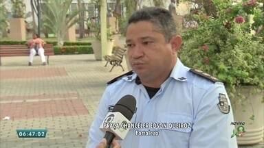 Termina o prazo de inscrição para seleção do colégio da polícia militar - Saiba mais em g1.com.br/ce