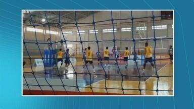 Equipe do vôlei feminino de Vilhena se destaca nos Jogos Escolares da Juventude - A equipe venceu a equipe do Amapá. O próximo confronto é com uma equipe do Maranhão.