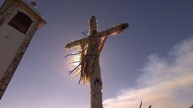 Moradores reconstroem capela em Ipoema - Terra de Minas visita um distritos mais antigos da região de Itabira.