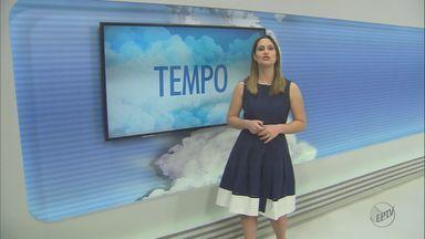 Confira a previsão do tempo para São Carlos e região neste sábado (25) - Confira a previsão do tempo para São Carlos e região neste sábado (25)