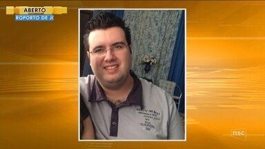 Corpo de taxista desaparecido é encontrado no Norte de SC - Corpo de taxista desaparecido é encontrado no Norte de SC