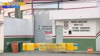 Complexo Prisional de Florianópolis deve passar por vistoria nesta terça-feira (28) - Complexo Prisional de Florianópolis deve passar por vistoria nesta terça-feira (28)
