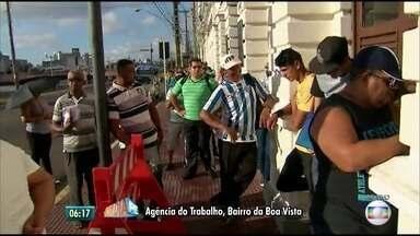 Pesquisa feita por consultoria mostra tendência de recuperação da indústria no estado - Notícia é boa para quem procura empregos no Recife