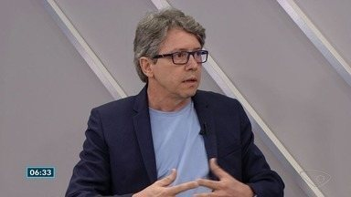 Professor da Ufes é o novo diretor do Instituto Nacional da Mata Atlântica - Local também é conhecido como Museu Melo Leitão.