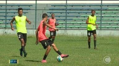 Seleção piauiense embarca hoje para Campeonato Brasileiro de Seleções estaduais no RJ - Seleção piauiense sub-20 embarca hoje para Campeonato Brasileiro de Seleções estaduais no RJ