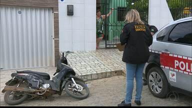 Homem é assassinado após deixar netos na escola em Campina Grande - A Polícia ainda não sabe quem cometeu o crime no bairro Novo Cruzeiro.