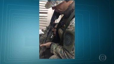 G1 no RJTV 1: Operação policial na Maré e Ilha do Governador deixa alunos sem aulas - Mais de 14 mil alunos estão sem aulas nas áreas onde policias realizaram operações para checar informações. Em operação na Ilha, o Bope apreendeu armas e drogas.