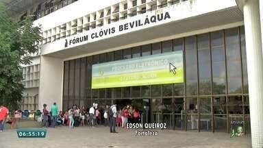 Acusada de matar filho com sorvete envenenado no Ceará vai a julgamento nesta terça - Saiba mais em g1.com.br/ce