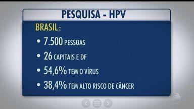 Pesquisa aponta Salvador como a capital com maior prevalência do vírus HPV - A doença pode ser silenciosa, mas causa até câncer.