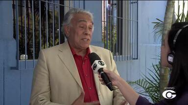 Vigilância Sanitária fala sobre problemas ao comprar produtos de ambulantes - Gerente da Vigilancia Sanitária, Paulo Berreza, esclarece o assunto.