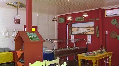 Aparência de restaurantes é um atrativo a mais para os consumidores em Santarém - Os investimentos no visual têm atraído cada vez mais consumidores, nãoapenas pelo bom atendimento ou pelos pratos, mas pela aparência do local.