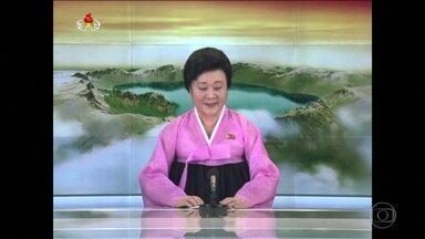 Conselho de Segurança da ONU se reúne após míssil da Coreia do Norte - Míssil pode atingir qualquer parte dos EUA, disse porta-voz norte-coreano. Primeiro-ministro do Japão prometeu mais pressão; Trump, mais sanções.