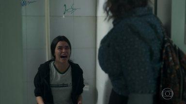 K1 pede a Keyla para deixá-la sozinha - Keyla fica preocupada com o estado emocional da amiga